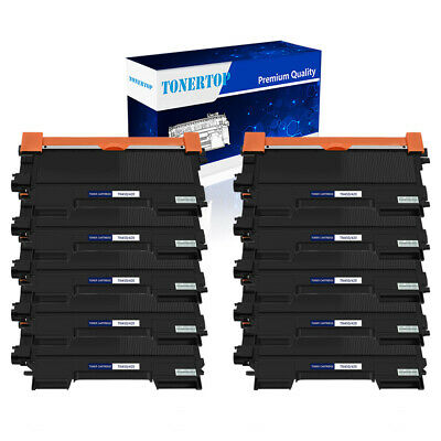 10PK TN450 For Brother Toner Cartridge HL-2270DW HL-2280DW DCP-7065DN MFC-7360N