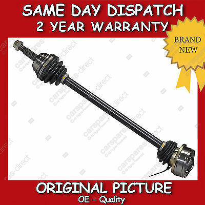 VW GOLF Mk1 1.1,1.3,1.5,1.6,1.8 DRIVESHAFT + CV JOINT OFF/RIGHT SIDE 1974 1993