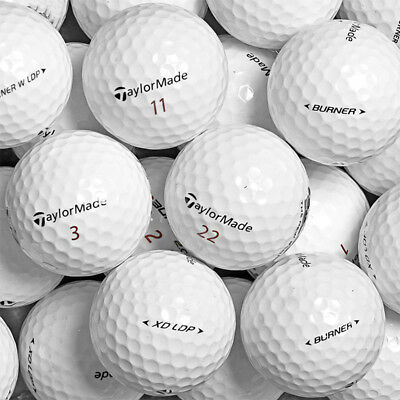 60 Taylor Made Mix palline da golf usate Cat. 4/5 Stelle (AAA/PEARL)