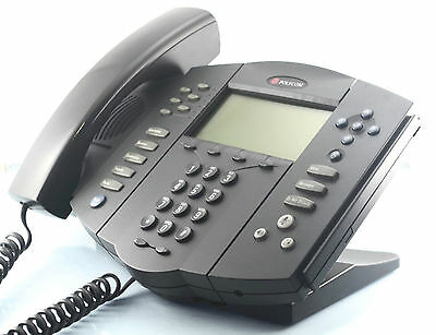 Polycom Soundpoint IP601 SIP Handset GST & Del Incl IP 601 Phone