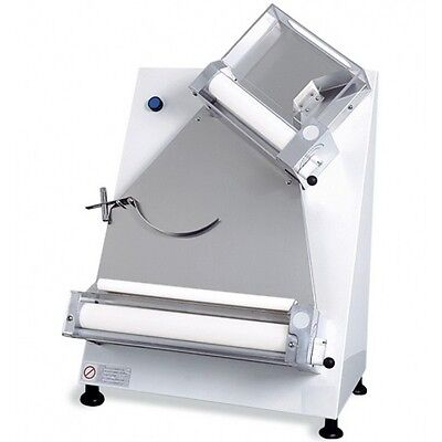 """Pizza Dough Roller Sheeter With 2 Pairs Of Rollers Dough Diameter 12"""""""