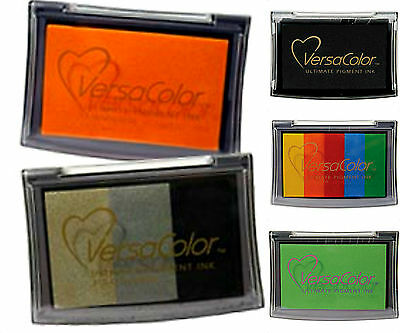 Versacolor Ink Pads. Full Size Archival Pigment Ink Pad. Free Delivery