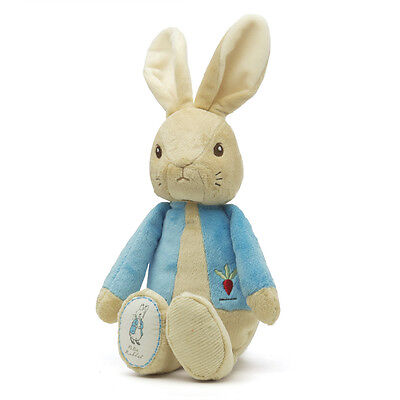 "My First Peter Rabbit 12"" Plush Brand New Great Gift Beatrix Potter"