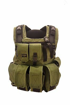 IDF tactical Combat military plate carrier vest
