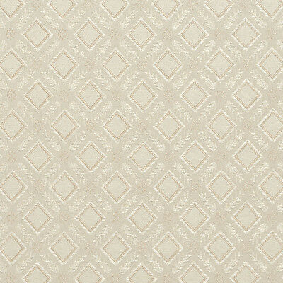 E635 Diamond Red Gold Green Damask Upholstery Drapery Fabric By The Yard