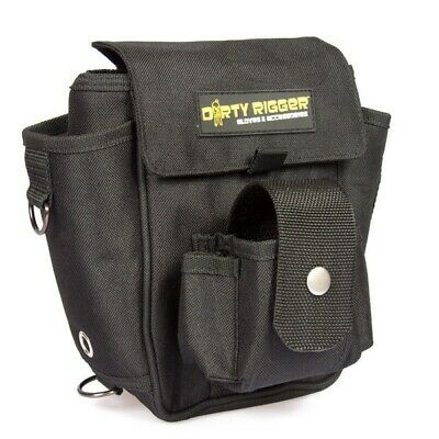Dirty Rigger Technicians Tool Pouch UK Black Stage Tech Theater Lighting