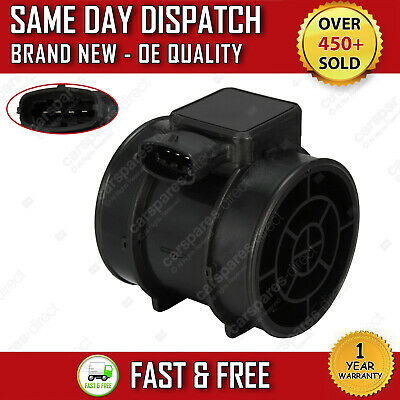 VAUXHALL VECTRA B,C 1.8i 16V MASS AIR FLOW METER SENSOR MAF 1995 on NEW 5WK9606