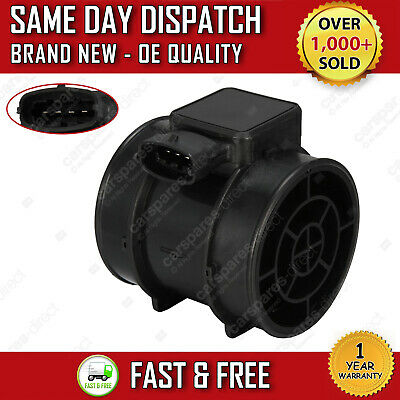 Vauxhall Zafira A 1.8 16V Mass Air Flow Meter Sensor Maf 1990 05 New 5Wk9606