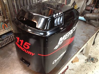 Cowlings housings outboard engines components boat for Mercury boat motor parts on ebay
