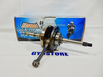NCY (Rumia) 2.5mm High Performance Stroker Crankshaft for the GY6 150cc engines