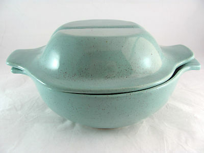 Taylor Smith Taylor Pebbleford Turquoise Divided Casserole