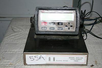 Span LR 300 scale and display