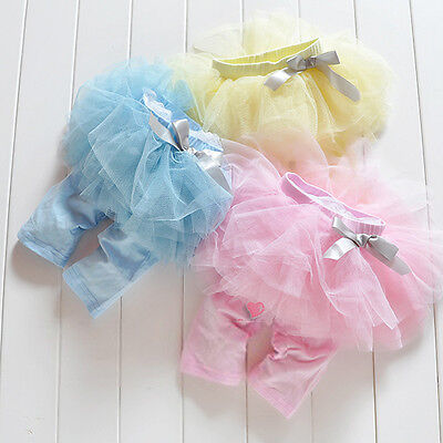 BABY GIRLS TUTU SKIRT LEGGINGS - GORGEOUS SUMMER PARTY DRESS 1st BIRTHDAY OUTFIT