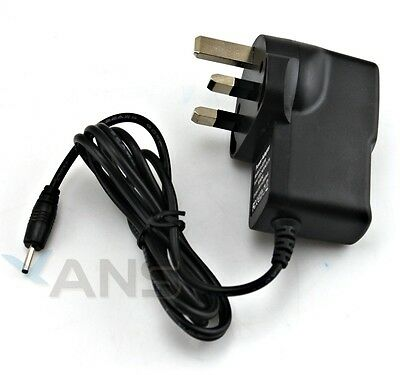 """5V 2A UK Mains AC Wall Adapter Power Charger Supply Android Tablet 7"""" 8"""" 9"""" 10"""""""