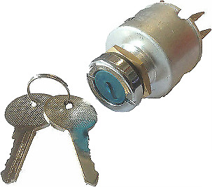 Lucas Type Ignition Starter Switch Off/ Ign / Ign Start Wood Auto Igs1914