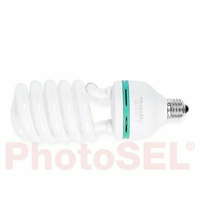 PhotoSEL BBEH4 55W 3000lm 5500K 90+ CRI Studio Fluorescent Lighting Light Bulb