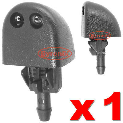 Renault Trafic Windscreen Washer Jet Front Water Nozzle Spray X1 Genuine