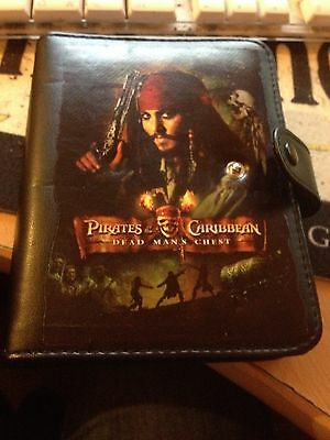 Pirates of the Caribbean Dead Man's Chest Personal Organiser - unused -