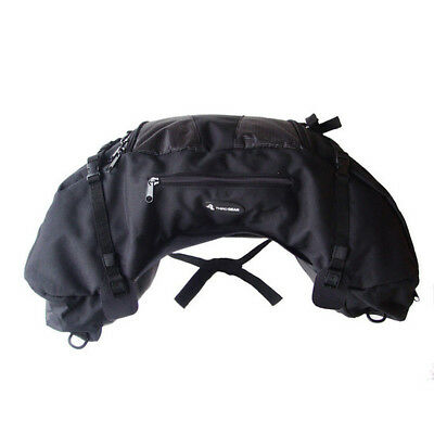 Motorcycle Supermoto Dirt Bike Motocrosss Adventure Bike Rear Throw Over Bag