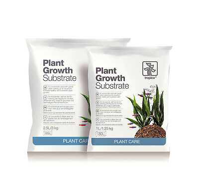 tropica plant growth long term nutrition substrate for healthy aquarium plants