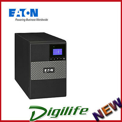 Eaton 5P1150AU 1150VA/770W Mini Tower UPS - Line Interactive - True Sinewa