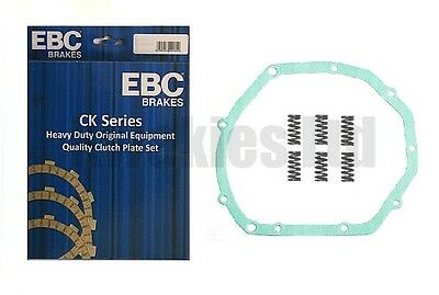 Suzuki GSF600S Bandit Faired 1996-2004 EBC Clutch Plates, Springs & Cover Gasket