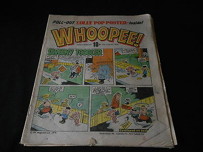 Whoopee Comic 18th August 1978
