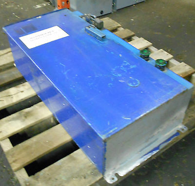 Cutler Hammer 30 HP A-C Magnetic Combination Starter w/ Motor Circuit Switch,