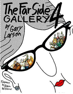 NEW - The Far Side Gallery 4 by Gary Larson
