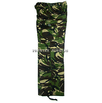 Genuine British Army Soldier 2000 DPM Camo Trousers Pants, NEW