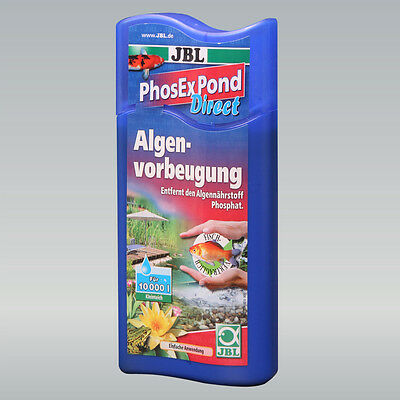 JBL Pond phosex Direct 500ml - Filamentous Algae Anti-Algae Pond Care Care Pond