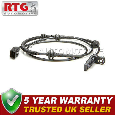 For Peugeot 407 & Sw, Coupe Citroen C6 Abs Wheel Speed Sensor Front Left Right