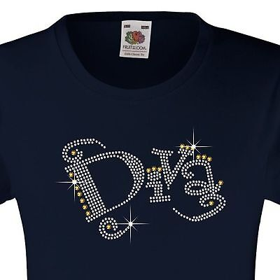 "12 Colour options Rhinestone /""Birthday Girl/"" 3-15 Years Gift Girl/'s T-Shirt"