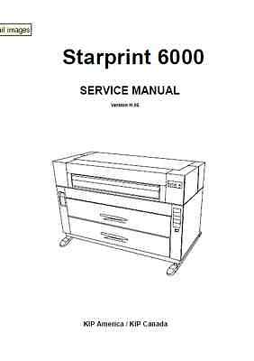 KIP 6000 Service Repair Manual