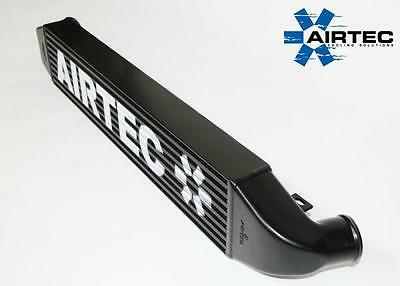 AIRTEC Ford Fiesta Mk7 ST180 Uprated Front Mount Intercooler BLACK