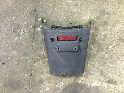 Honda Nes 125 2001 Number Plate Holder Panel Fairing