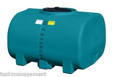 1000ltr Rapid Spray Water Cartage Tank with Baffles