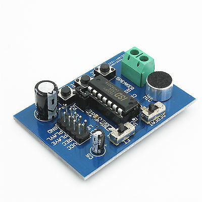 Voice ISD1820  Board Sound Recorder Playback Module Microphone on-Board