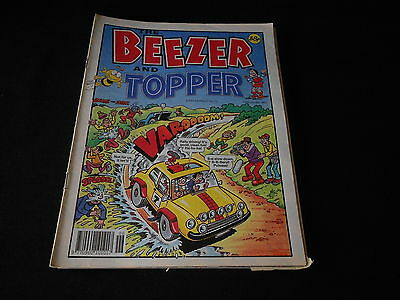The Beezer and Topper Comic 73 February 8th 1992