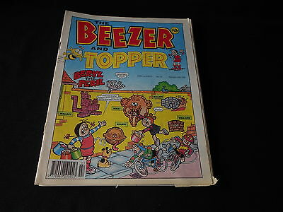 The Beezer and Topper Comic 74 February 15th 1992