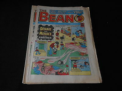 The Beano comic 2145 August 27th 1983