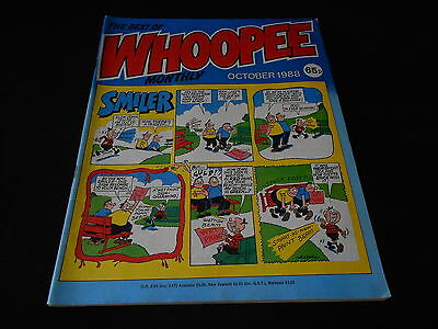 Whoopee Comic Monthly October 1988