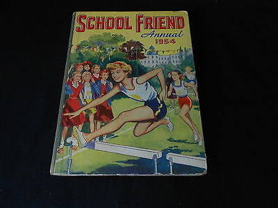 School Friend Annual 1954