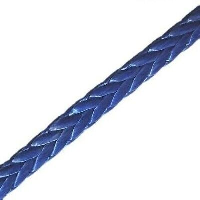 3MM Dyneema SK75 Winch Rope Per Metre Synthetic Recovery Cable 4X4 Offroad Tow