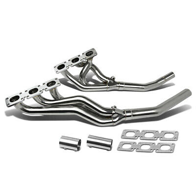 For 92-99 Bmw E36 3-Series Stainless Steel Exhaust Manifold Header+Gasket/bolt