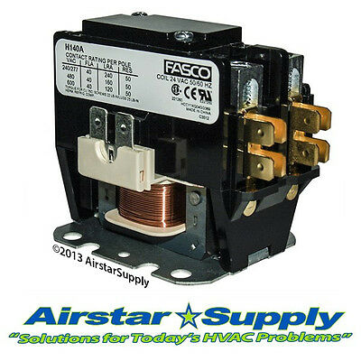 JANITROL GOODMAN AMANA 24 volt 1 Single Pole Contactor Relay B13603