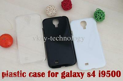 500x Samsung Galaxy S4 Cases Wholesale - White, Black, Clear, Mix & Match - NEW