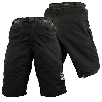 MTB Cycling Short Off Road Cycle With clickfast inner Liner CoolMax Padded short
