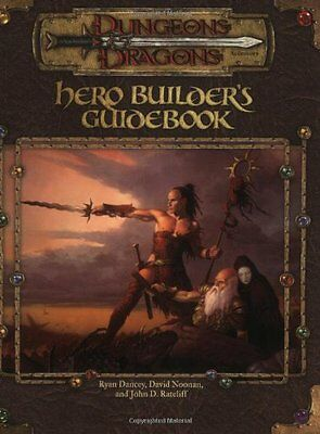 Hero Builder's Guidebook [Paperback]