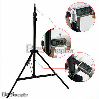 Photo Softbox Umbrella Flash Video Light STAND Tripod Studio Support Photography